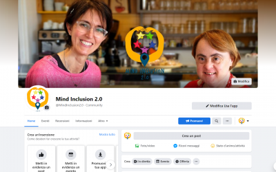 The Mind Inclusion 2.0 project awaits its first followers!