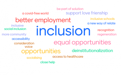 3 webinars to celebrate the International Day of People with Disabilities